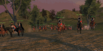 Red Shadows warriors Mount & Blade
